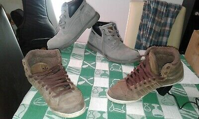 2 Paire Sergio Adidas Lot Taille Tacchini Baskets 44 Montante Chaussures dxCeQrBoW
