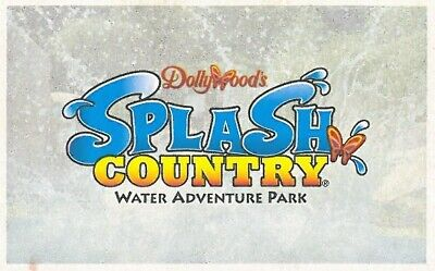 Tickets Dollywood's Splash Country Dollywood In Pigeon Forge, Tn Good Til 9/2/19