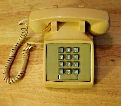 Vintage AT&T Classic Landline Phone, Great Decor Item!