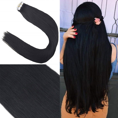 YOUNGSEE 14INCH 20PC/50G Naturel Black Tape