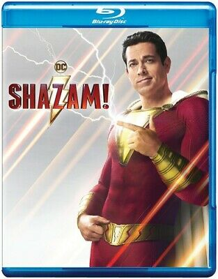 Shazam (REGION A Blu-ray New)