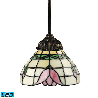 ELK Lighting 078-TB-09-LED Mix-n-match Pendant Tiffany Bronze