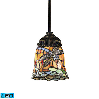 ELK Lighting 078-TB-12-LED Mix-n-match Pendant Tiffany Bronze