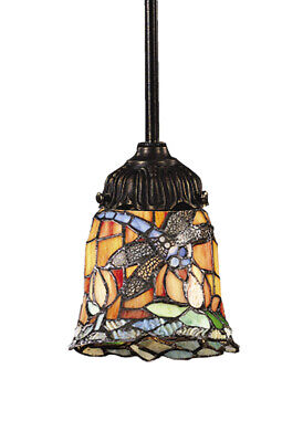 ELK Lighting 078-TB-12 Mix-n-match Pendant Tiffany Bronze