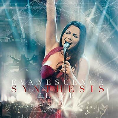 Evanescence-Synthesis Live (Uk Import) Cd New