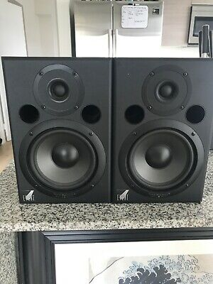 Event Tuned Reference 6 TR6-N Studio Monitors Pair