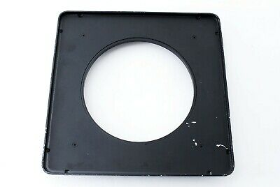 """TOYO - Linhof lens board (panel) adapter for TOYO 45G Large format """"EXC """"46265"""