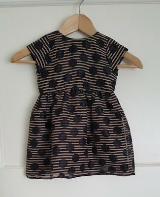Next Girls Dress Age 12-18 Months Baby Toddler Party