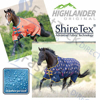 Shires Highlander Original Lite Lightweight No Fill