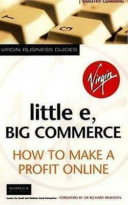 Little E, Big Commerce: How to Make a Profit Online (Virgin Business Guides) by