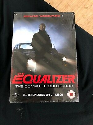 Boxset.The Equaliser The Complete Collection.