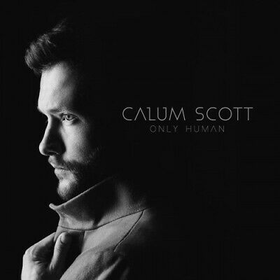 CALUM SCOTT Only Human CD Capitol Records 2018 15 Track Still Sealed In Its