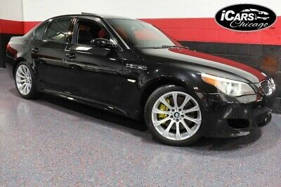 2007 BMW M5  2007 BMW M5 2-Owner 54,001 Miles Navi Comfort Access HUD Full Leather Serviced