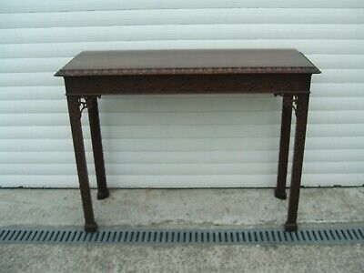Antique Mahogany  Hall / Console Table