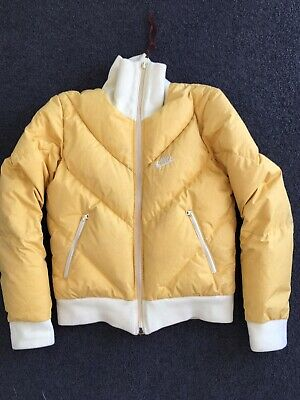 Childs Nike Down and Feather Washable Puffer Jacket Coat