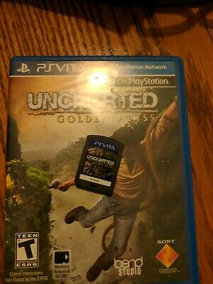 Uncharted: Golden Abyss (Sony PlayStation Vita, 2012)
