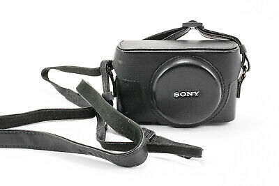 (65) Sony Cybershot LCJ-RXF Jacket Case for RX100/RX100M2/RX100M3 MINT condition