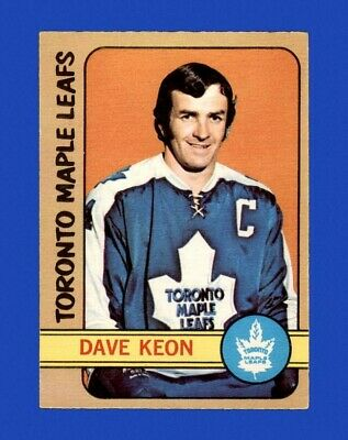 1972-73 O-Pee-Chee Set Break #108 Dave Keon EX-EXMINT *GMCARDS*