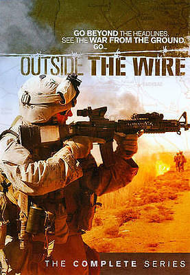 Outside the Wire: The Complete Series (DVD, 2011) Very good condition