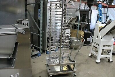 Rational 201 Combi Oven Roll-In Catering Cart