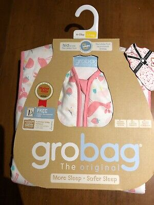 Grobag Travel 2.5 Tog 6-18 Months