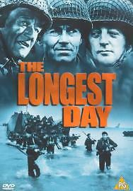 The Longest Day (DVD, 2001)