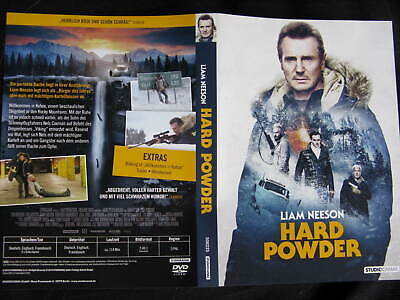 Hard Powder,DVD,Liam Neeson,Rache,Action