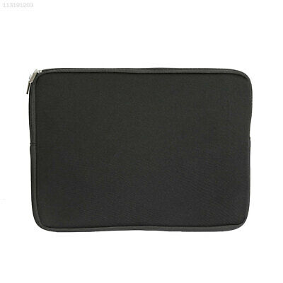 A971 Liner Sleeve Zipper 12 Inches Laptop Liner Bag Protector Black Shockproof