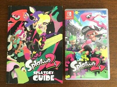 Splatoon 2 with Strategy Guide (Nintendo Switch)