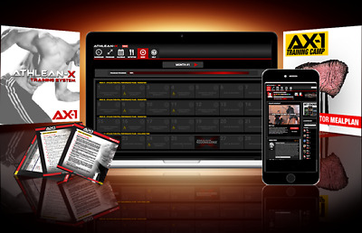 AthleanX – AX 1  THE COMPLETE STEP-BY-STEP  90 DAY SYSTEM  Contents: Videos