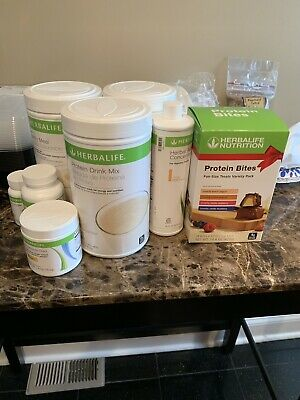 Herbal Life Weight Loss Kit (Everything New In Box)