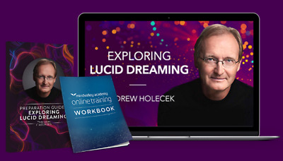 Andrew Holecek – Dream Sculpting  Contents : Videos, Audios, Pdfs