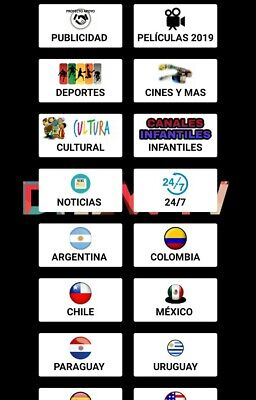 Best Iptv Latino 1500+ Channels Stables Stream Depending On Your Cable Internet