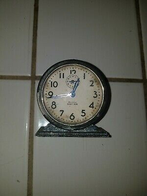 Vintage WESTCLOX BABY BEN Wind-Up Alarm Clocks Working! 2 Clocks!