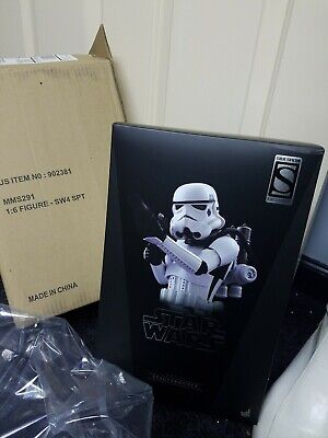 SPACE TROOPER Stormtrooper Hot Toys Excl MMS 291 STAR WARS New Hope 1/6 NEW