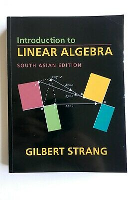 Introduction to Linear Algebra - Gilbert Strang - Fourth Edition