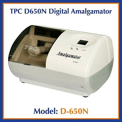 TPC Dental Digital Amalgamator D650N Choose 110V or 230V