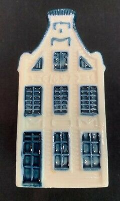 Blue Delft's Canal House # 13 KLM BOLS Amsterdam