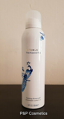 Rituals Amsterdam Collection Shower Foam 200ML / 6.7 FLOZ Limited Edition