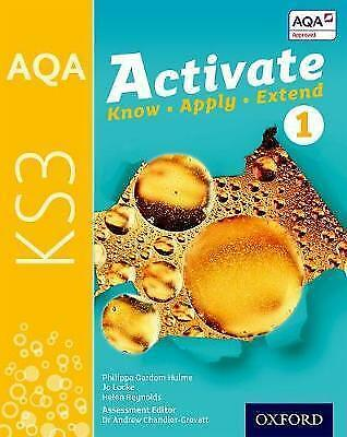 AQA Activate for KS3: Student Book 1 by Helen Reynolds, Philippa...