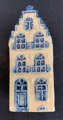 Blue Delft's Canal House #18 KLM BOLS Amsterdam