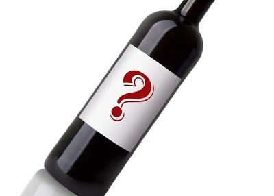 Boutique MYSTERY LABEL Clare SHIRAZ 2014 Red Wine Limited Stock