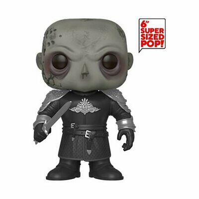 Funko Pop! T.V. Game of Thrones The Mountain Unmasked 6 Inch New Pre order