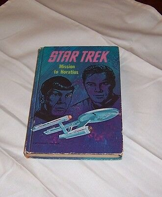 Star Trek 1968 Mission To Horatius Whitman/Paramount Picturecover  Illustrated