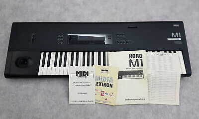 Kork M1 Music Workstation Synthesizer Keyboard Klavier Midi 61 Tasten