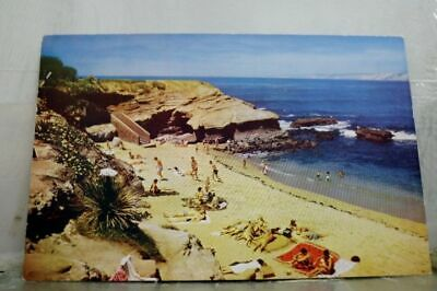 California CA Cove La Jolla Postcard Old Vintage Card View Standard Souvenir PC