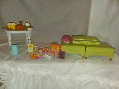 Barbie doll Mattel 2005 Totally Real House accessories & furniture replacements