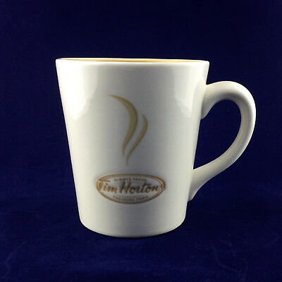 Tim Hortons Limited Edition Ceramic Coffee Mug Cup Always Fresh Numbered 006