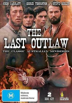 The Last Outlaw (1980) - DVD Region All Free Shipping!