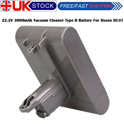 22.2V 3Ah Type B Vacuum Cleaner Battery For Dyson DC31 DC44 Animal DC34 17083-04